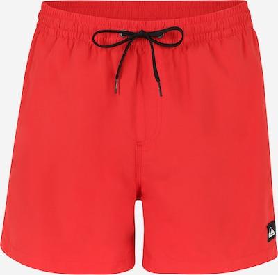 QUIKSILVER Zwemshorts 'EVDAYVL15 M JAMV GCZ0' in de kleur Rood, Productweergave