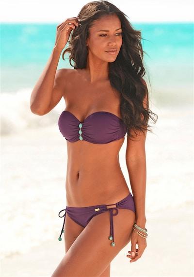 LASCANA Bikini baklažāna, Modeļa skats