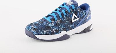 PEAK Basketballschuh 'Delly' in marine / hellblau / weiß, Produktansicht