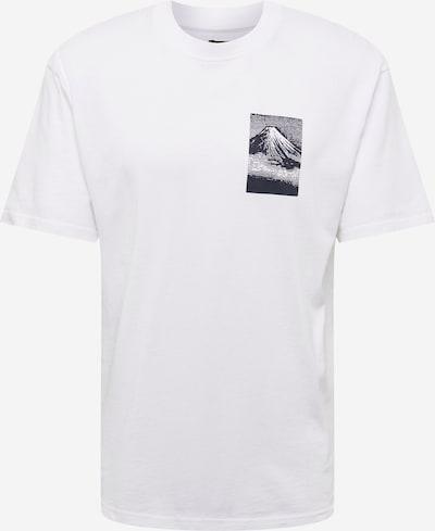 EDWIN Shirt 'From MT Fuji TS' in de kleur Wit, Productweergave