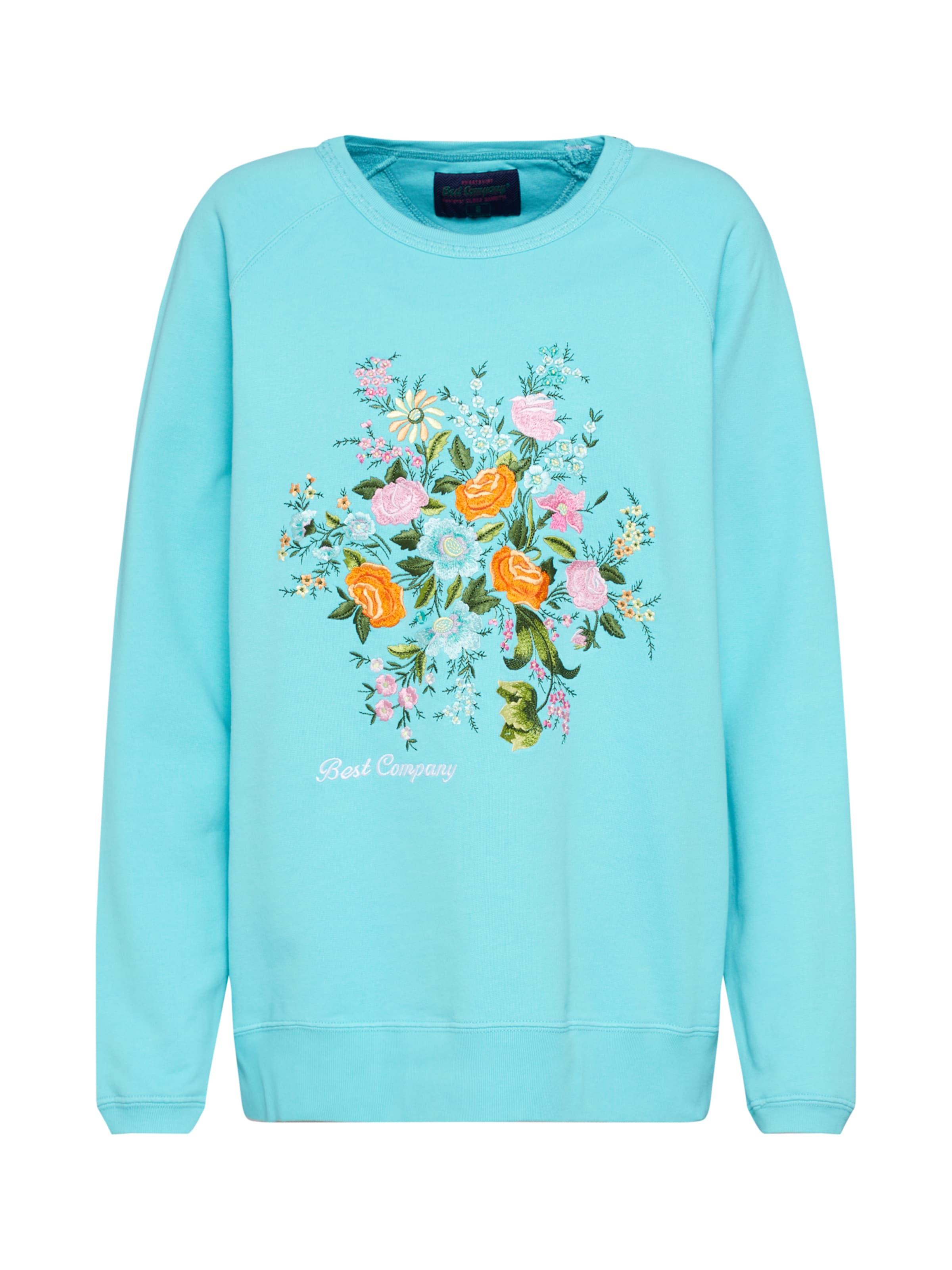 En Bleu Sweat Best shirt Clair Company QdxBshCtr