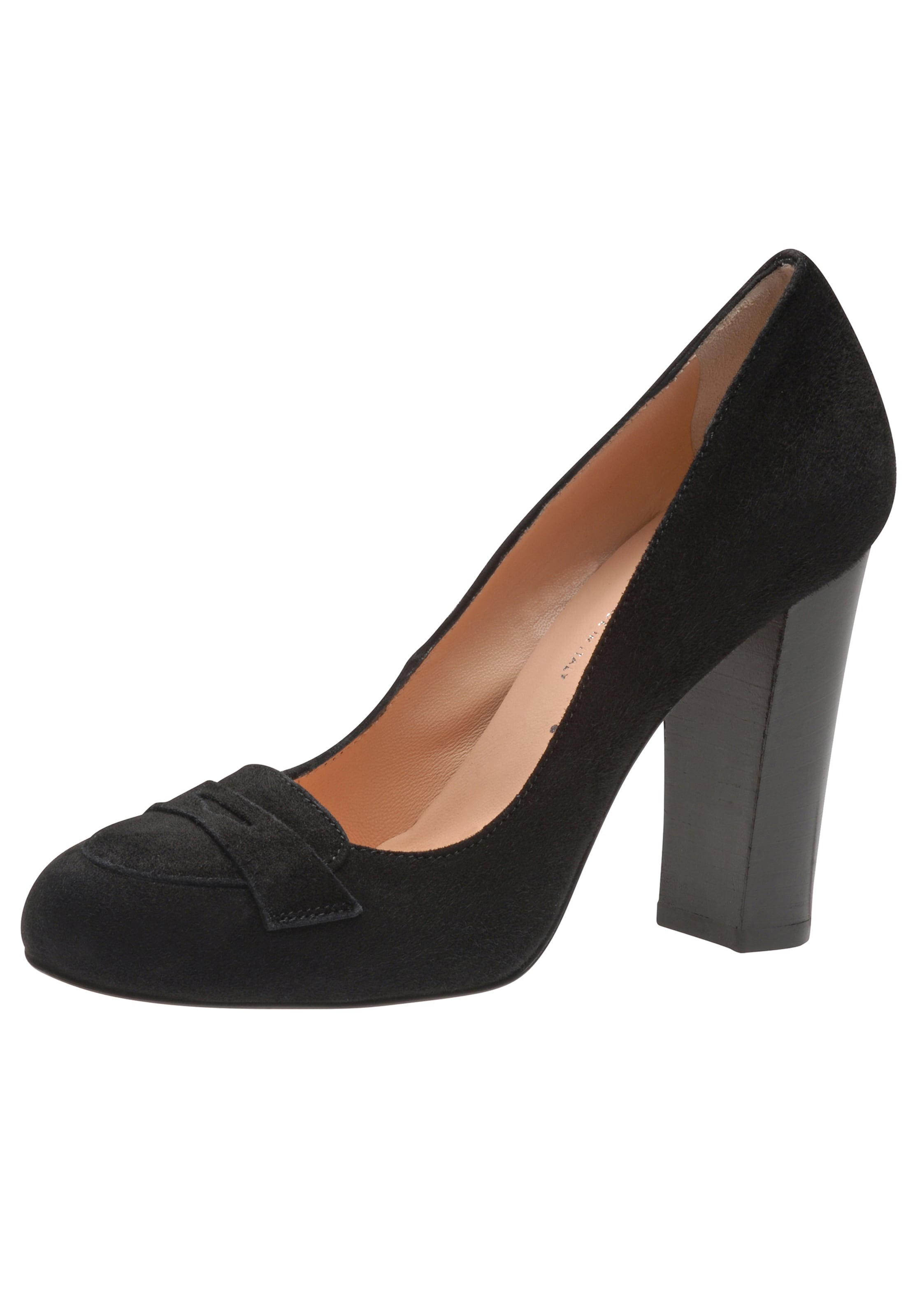 EVITA Damen Pumps in schwarz