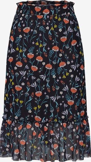 SOAKED IN LUXURY Rock 'SL Ariane Skirt' in mischfarben / schwarz, Produktansicht