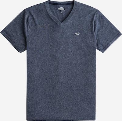 HOLLISTER Shirt  'T-Shirt' in navy: Frontalansicht
