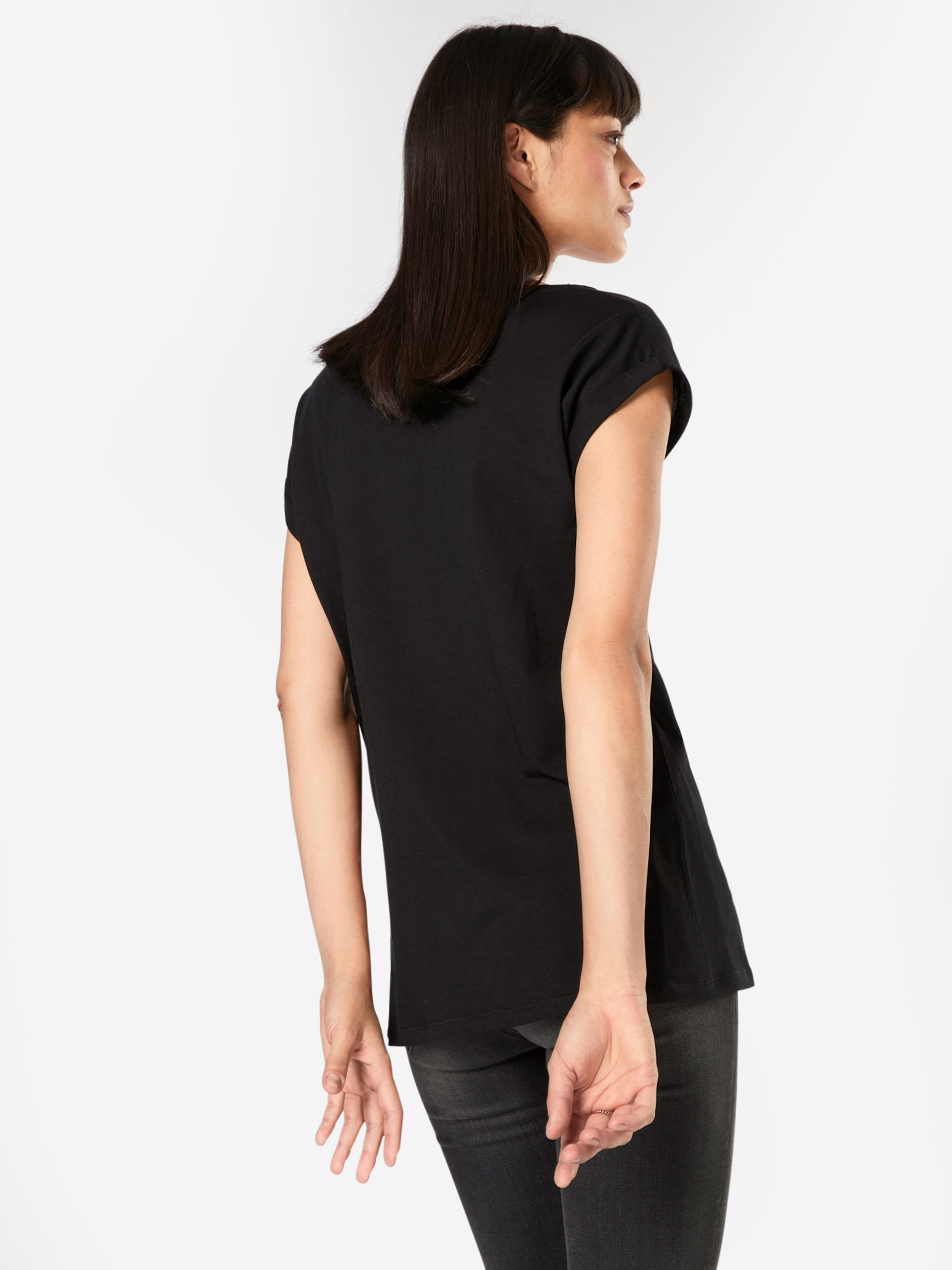 Shirt 'evolution' Iriedaily Shirt Iriedaily 'evolution' ZwartWit In 7gfb6vYy
