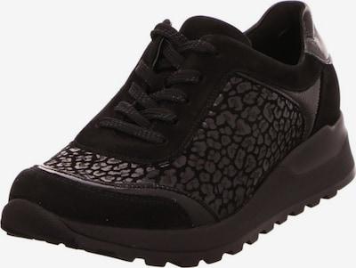 WALDLÄUFER Schnürschuhe in dunkelgrau / schwarz, Produktansicht