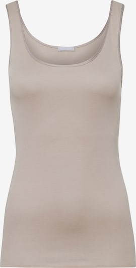 Hanro Top in beige, Produktansicht