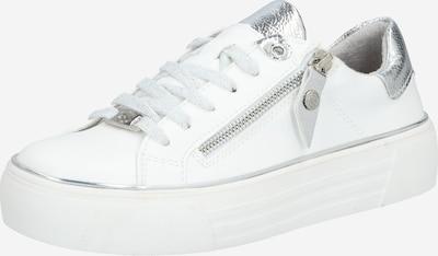 Dockers by Gerli Sneaker in silber / weiß, Produktansicht