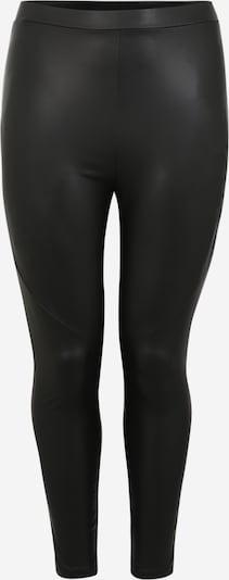 ABOUT YOU Curvy Leggings 'Bessy' en noir: Vue de face