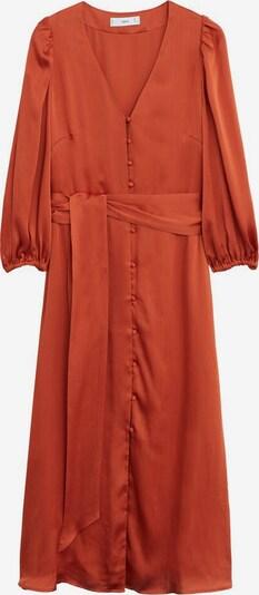 MANGO Kleid 'punti' in rot, Produktansicht