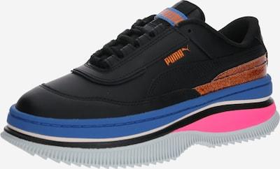 PUMA Sneaker 'Deva 90's POP' in blau / pink / schwarz, Produktansicht