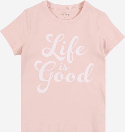NAME IT Koszulka 'LEA' w kolorze różowy pudrowym, Podgląd produktu