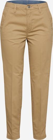 G-Star RAW Pantalon chino 'Bronson' en sable, Vue avec produit