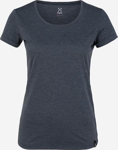 Haglöfs Koszulka w kolorze podpalany niebieskim, Podgląd produktu