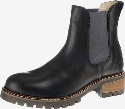 Blue Heeler Chelsea Boots 'Pash' in dunkelgrau / schwarz, Produktansicht