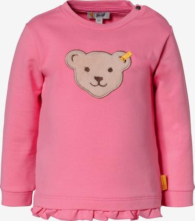STEIFF Sweatshirt in pink, Produktansicht