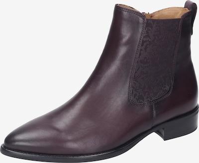 GABOR Chelsea Boots in weinrot, Produktansicht