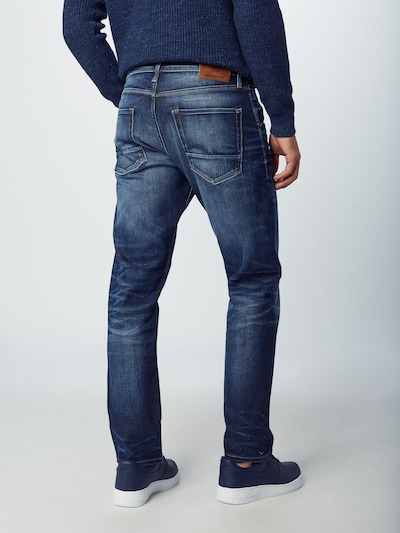 JACK & JONES Jeans in blue denim: Rückansicht