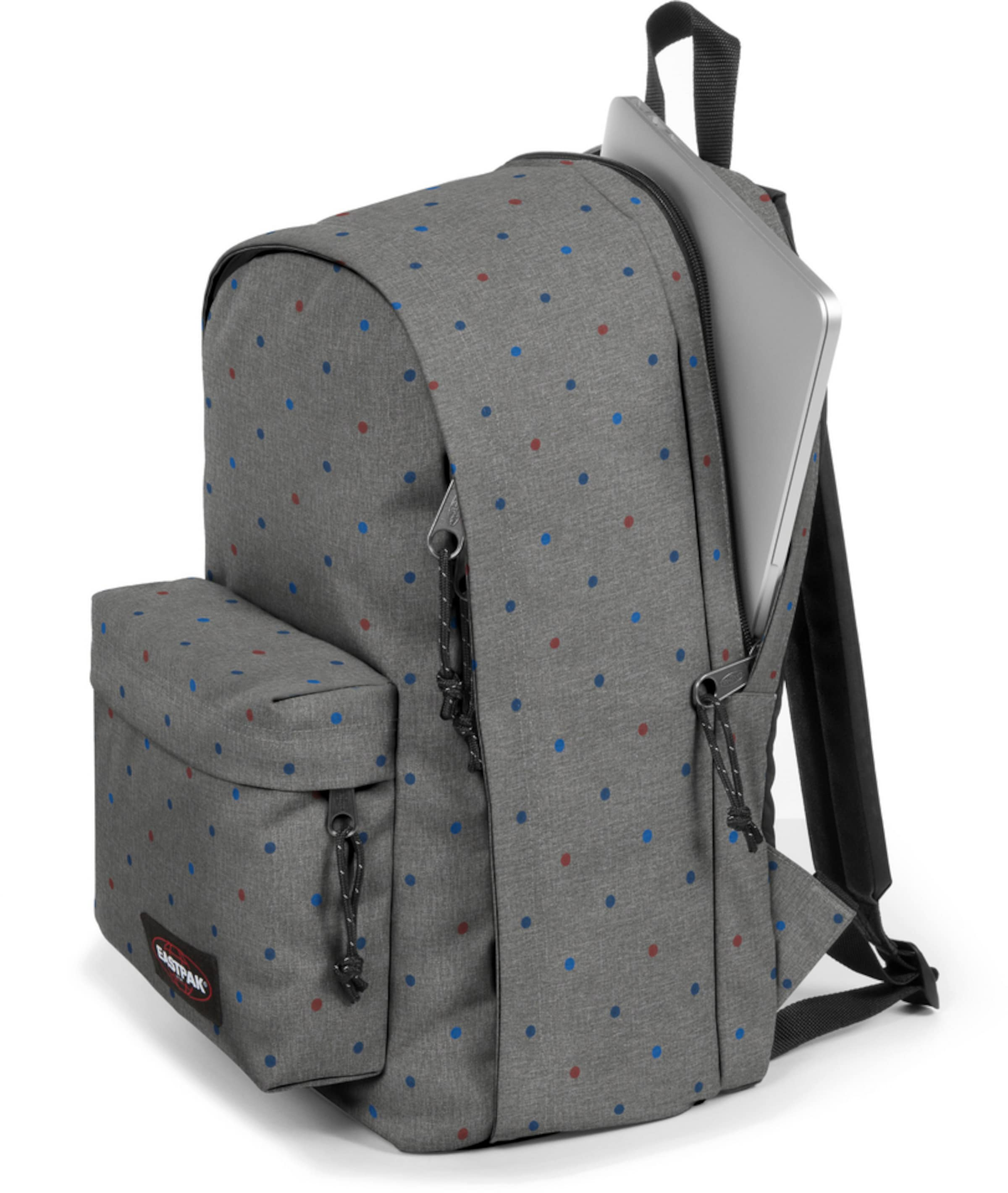 mit EASTPAK Rucksack dots' WORK Laptopfach 'BACK trio EASTPAK TO Rucksack tBBTqxS