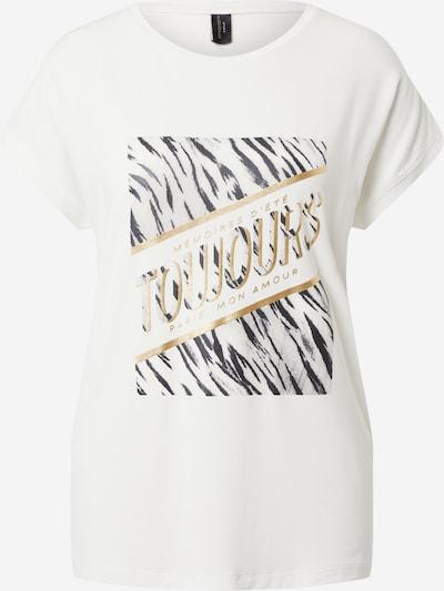 Soyaconcept T-Shirt 'Geneva' in offwhite, Produktansicht