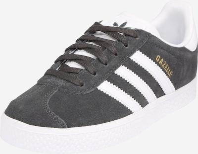 ADIDAS ORIGINALS Sneakers 'Gazelle' in de kleur Zwart / Wit, Productweergave