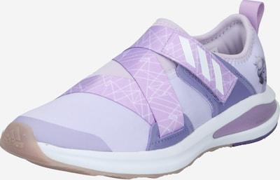 ADIDAS PERFORMANCE Sportschuhe 'FortaRun X Frozen C' in lila / weiß, Produktansicht