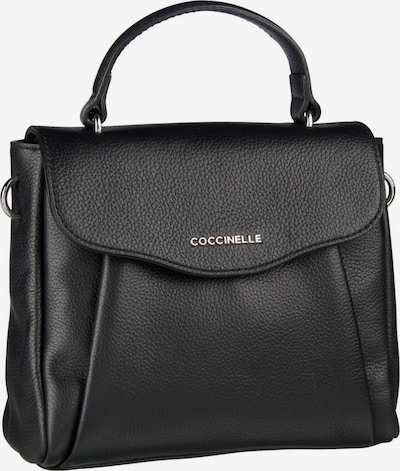 Coccinelle Handtasche ' Andromeda ' in schwarz: Frontalansicht