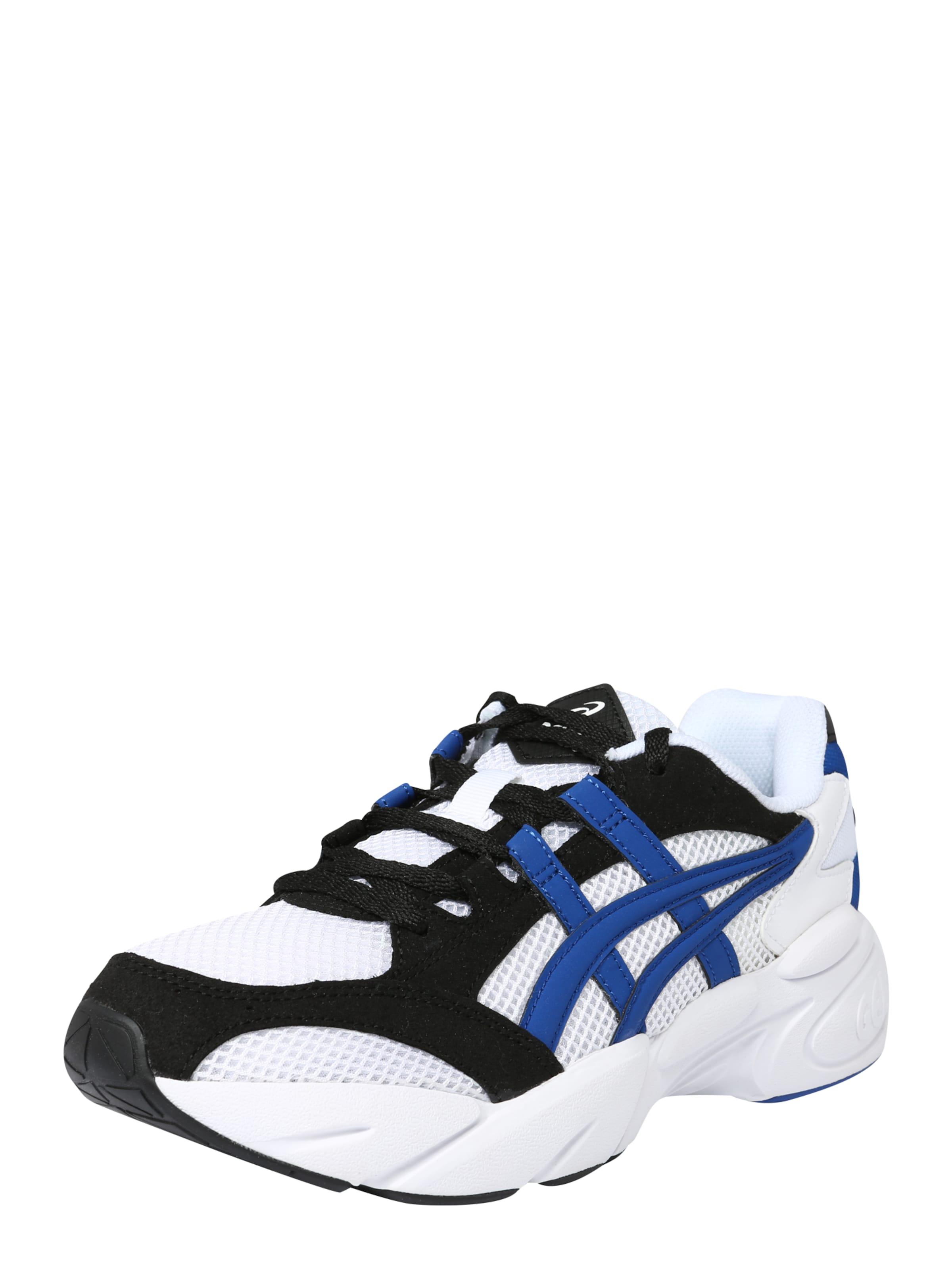 Blanc Bleu Asics FoncéNoir Baskets Basses En 'gel Tiger bondi' 8wNOXPn0k