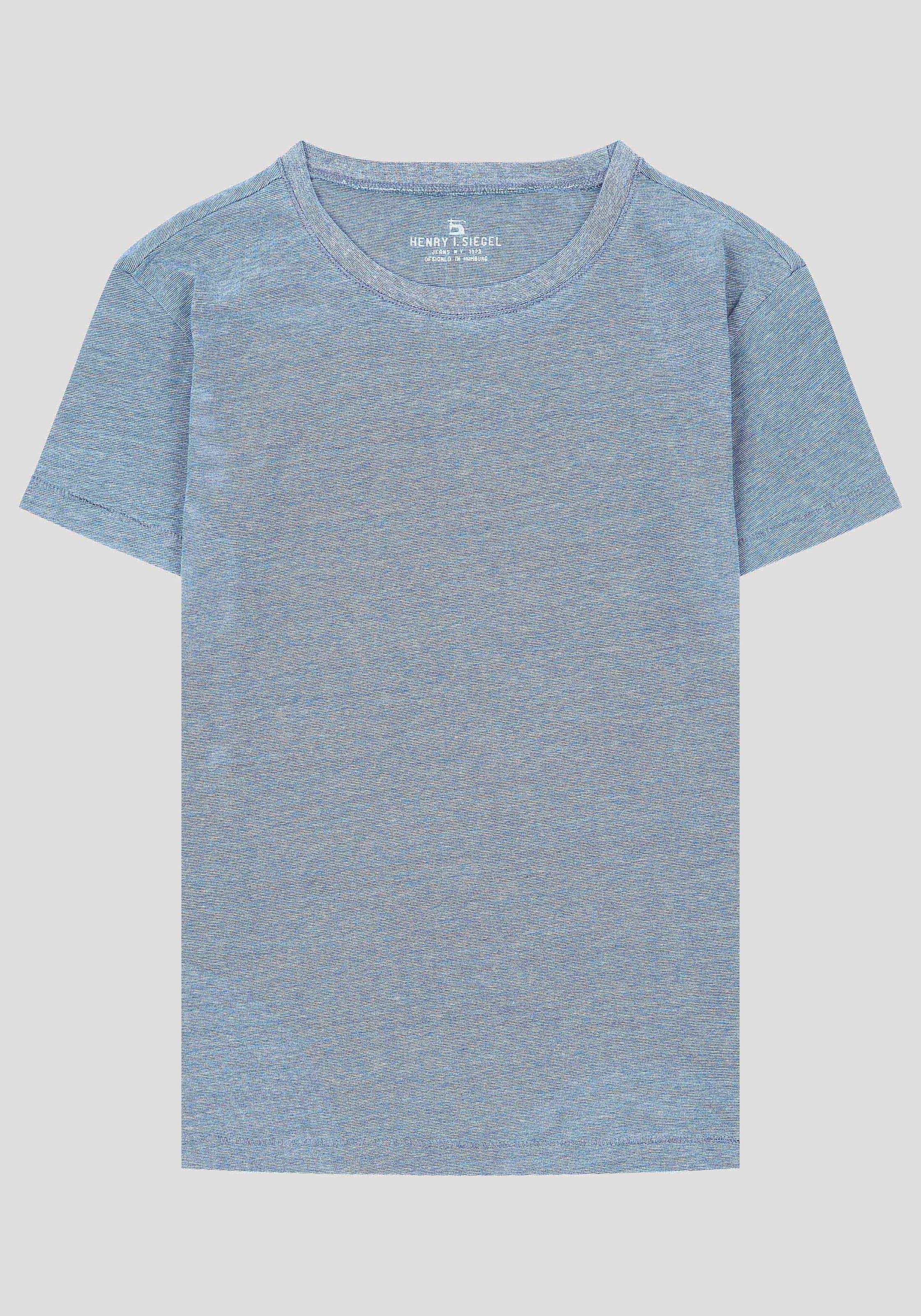 His Jeans In T Rauchblau shirt PZuOikX