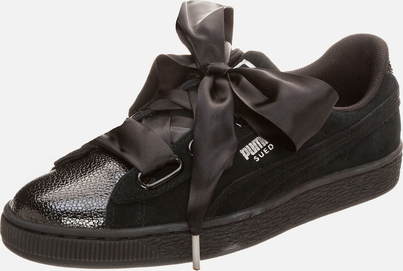PUMA Sneaker  Suede Heart Bubble