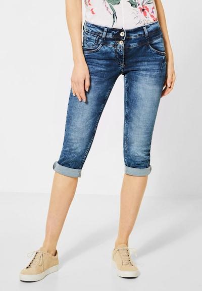 CECIL Jeans in blue denim, Modelansicht