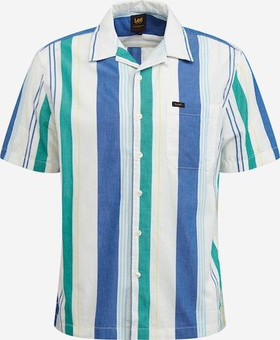 Lee Overhemd in de kleur Blauw / Groen / Wit, Productweergave