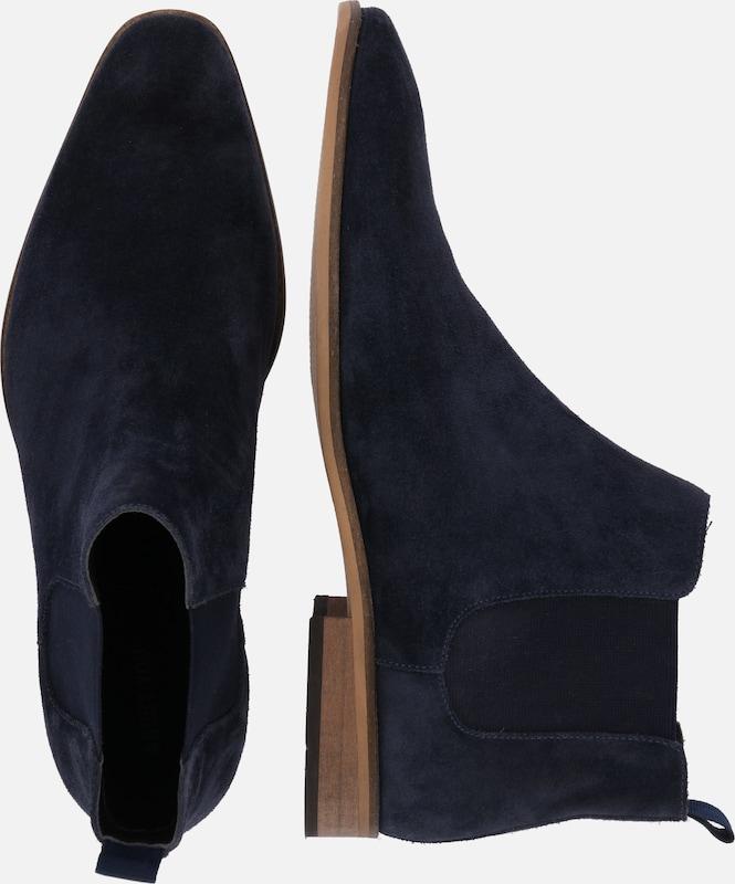 En Chelsea Boots Chelsea 'jannik' En 'jannik' Bleu Boots PZiTOkXu