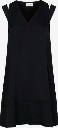 Calvin Klein Zomerjurk in de kleur Zwart, Productweergave