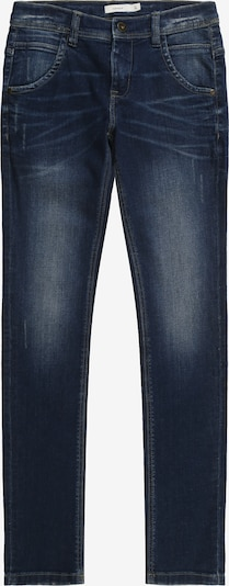 NAME IT Jeans  'Silas' in dunkelblau, Produktansicht