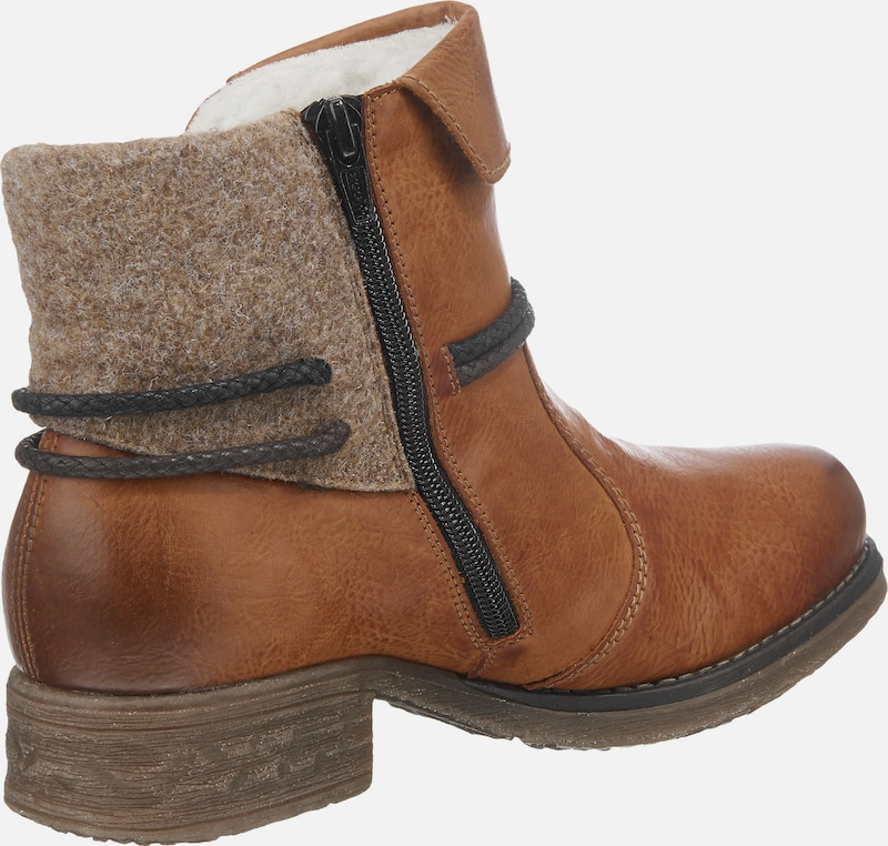 Haltbare Mode billige Schuhe RIEKER | Stiefeletten Schuhe Gut getragene Schuhe