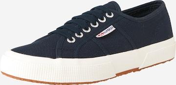 Sneaker low '2750 Cotu Classic' de la SUPERGA pe albastru