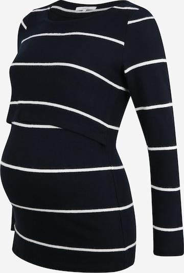 Noppies T-shirt 'Ardee' en bleu nuit / blanc, Vue avec produit