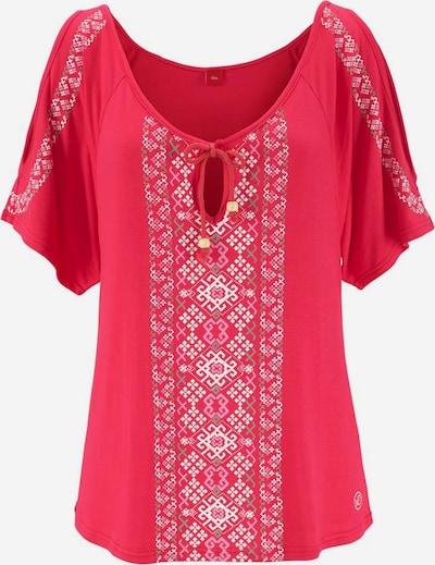 s.Oliver Strandshirt in rot, Produktansicht