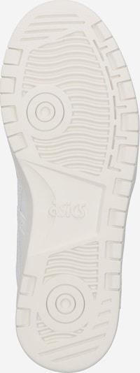 ASICS SportStyle Sneakers laag 'Japan S' in de kleur Goud / Wit: Onderaanzicht