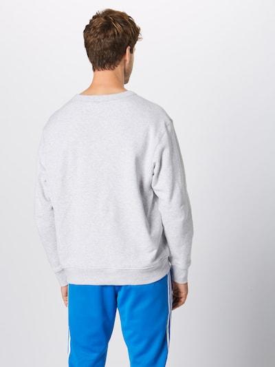 ADIDAS ORIGINALS Sweatshirt in grau: Rückansicht