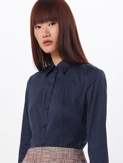 HUGO Halenka 'The Fitted Shirt' - námořnická modř, Model/ka