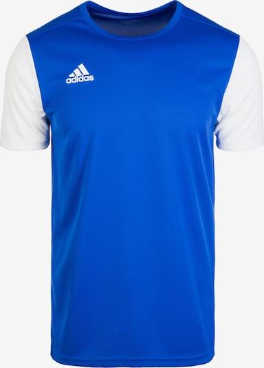 ADIDAS PERFORMANCE Trikot 'Estro 19' in blau / weiß, Produktansicht