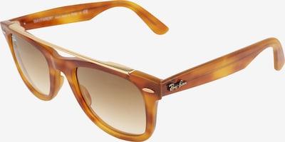 Occhiali da sole 'WAYFARER' Ray-Ban di colore marrone, Visualizzazione prodotti