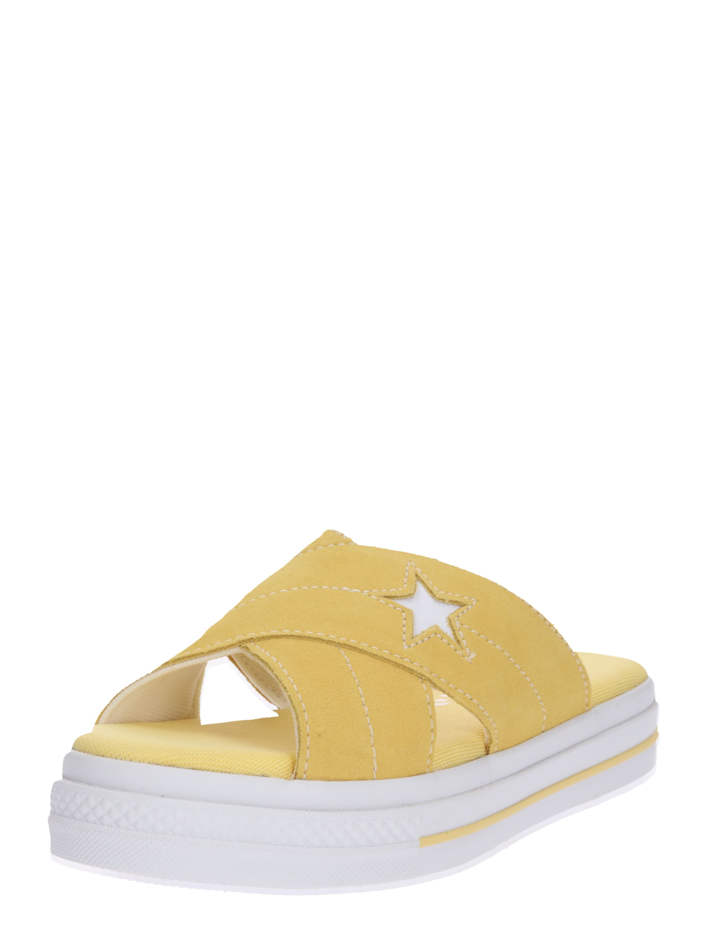 JauneBlanc Star' Converse 'one Mule En knO80wPX