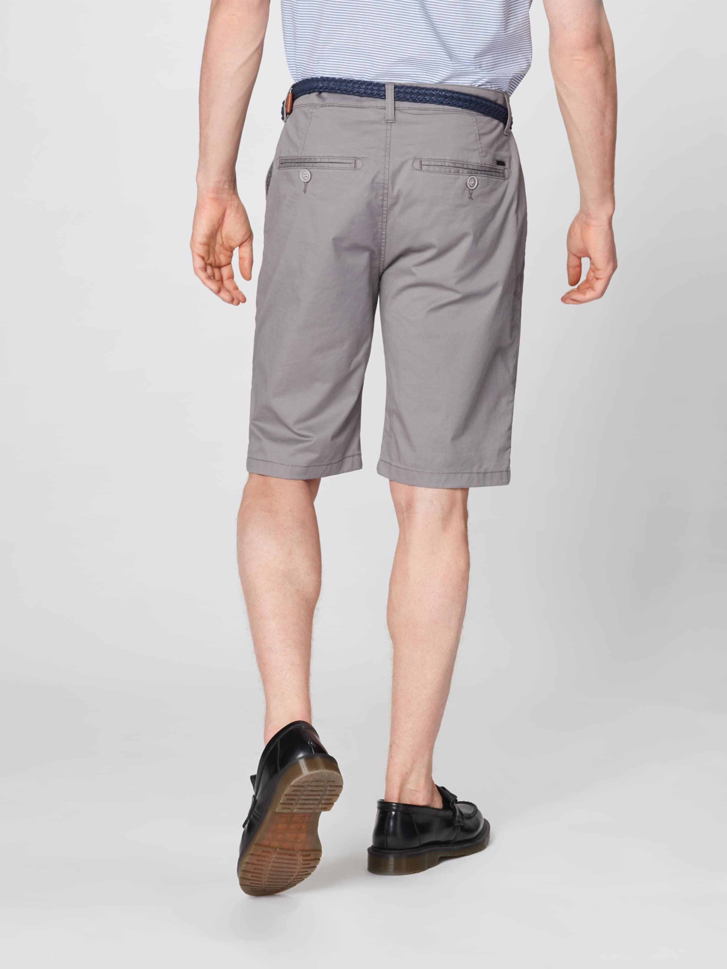 Pantalon Gris Chino Clair Ocs' 'noos Esprit En jR354AL