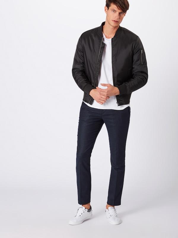 Marine Gap 'skinny Bleu En Chino Pantalon Wool Pant' NwOPkn0X8