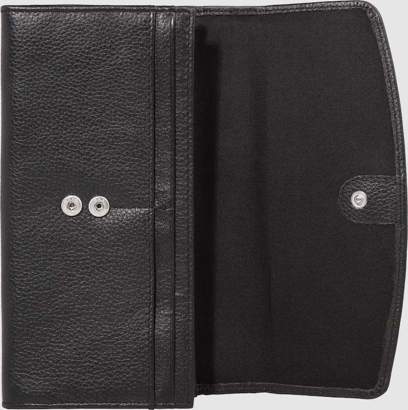 ESPRIT Portemonnaie mit Druckknopfverschluss