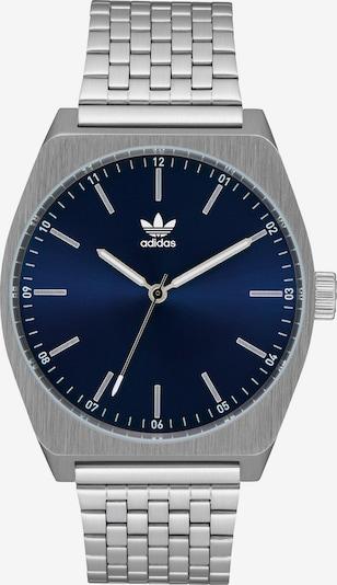 ADIDAS ORIGINALS Uhr 'Process_M1' in blau / silber, Produktansicht