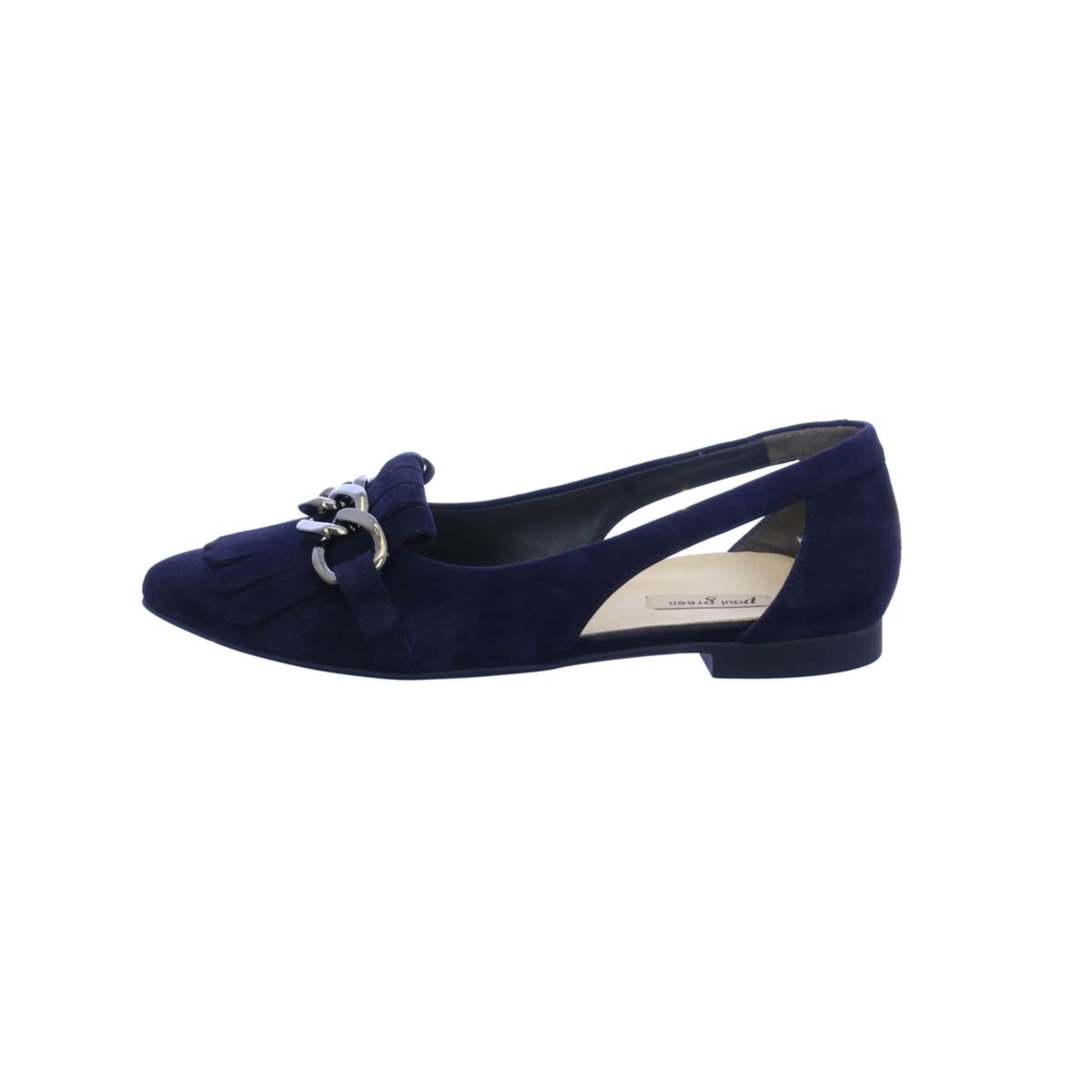 Ballerinas Navy Green Paul In zVpMqUS